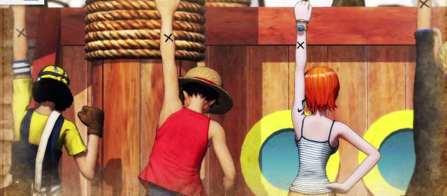 One piece: Pirate Heroes 4