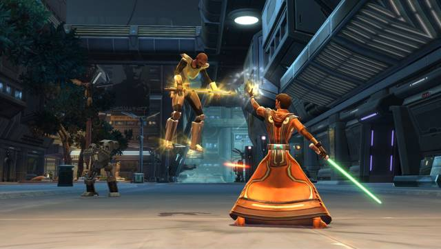 Star Wars, The Old Republic, MMO, F2P, free games