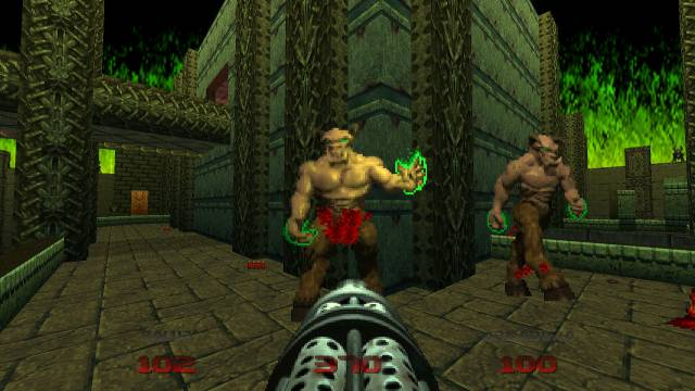 DOOM 64, Review: Return to exile