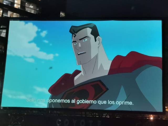 Superman Red Son, Review