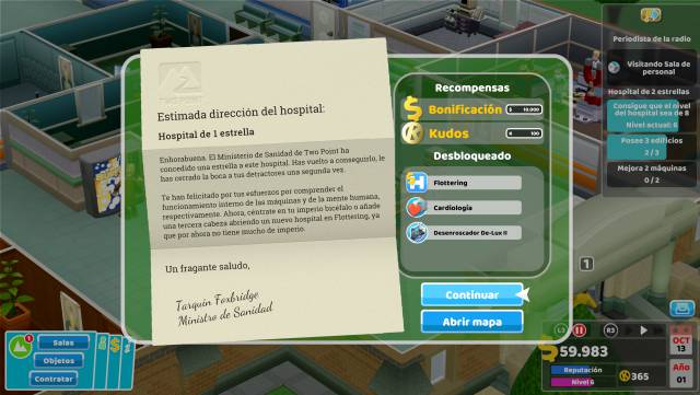 Xbox One PS4 Nintendo Switch Hospital Two Point Review