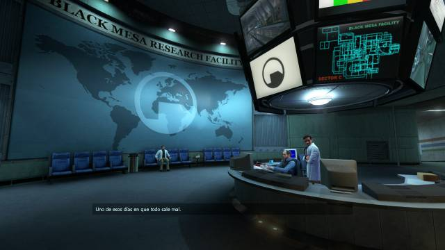 Black Mesa, Review: a repetition of Half-Life