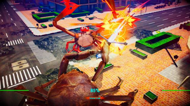 Fight Crab, steam Review
