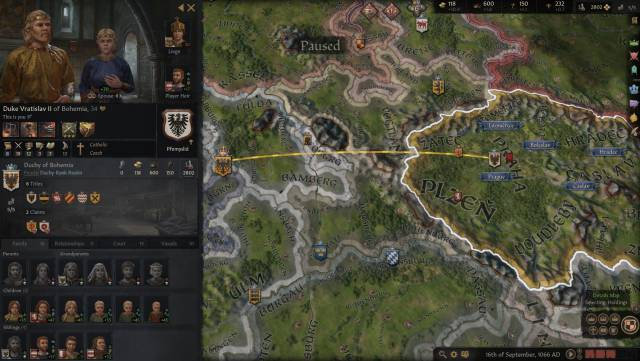 Crusader Kings III Review