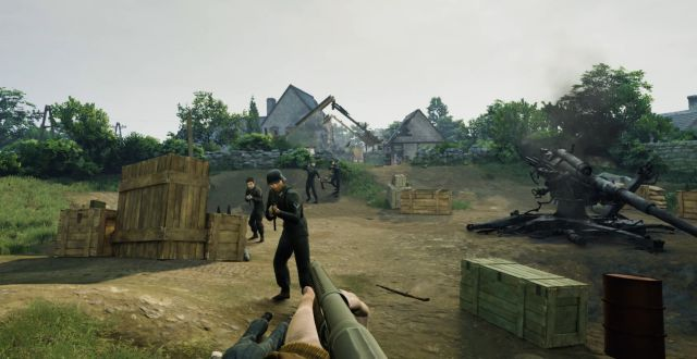 Medal of Honor: Above and Beyond, Review. A little real, too virtual