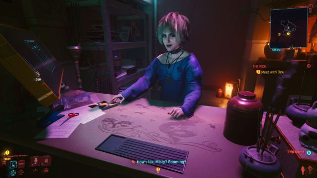 Cyberpunk 2077, Review. A city without borders