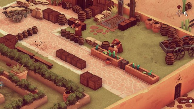 The Son: A Wild West Tale, Review: a stealth-based strategy game