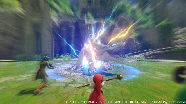 Dragon Quest XI Definitive Edition PS4 Xbox One PC review