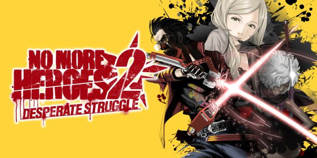 no more heroes 2 nintendo switch desperate struggle review
