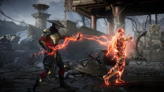 Mortal Kombat 11 Final, Review. The lighthouse to follow in the genre