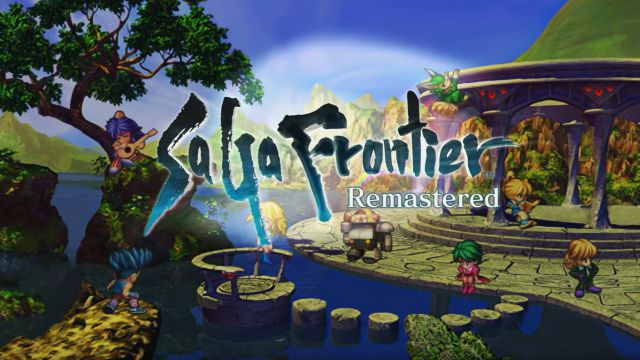 SaGa Frontier Remastered, PS4 Review. A different JRPG