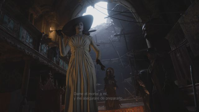 Resident Evil Village review ps5 xbox x series