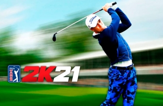 TURAS PGA 2K21, Review. Putt To The Hole