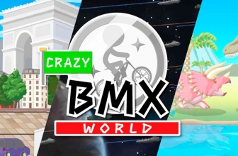 Crazy BMX World, Switch Review. Achieve Fun Within Every Budget