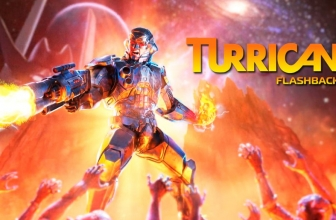 Turrican Flashback, Review. Shooting Or Dying
