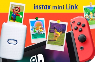 Instax Mini Link: A Pocket Printer Designed For The Nintendo Switch